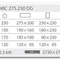 BOMAR pásová pila na kov ERGONOMIC 275.230 DG
