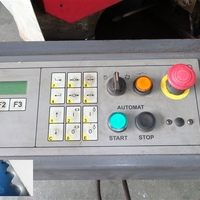 BOMAR automatická pásová pila na kov Transverse 410.260 GANC - starší, použitá
