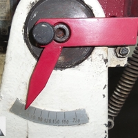 BOMAR STG 240 GA 500 automat pásová pila na kov, použitá, bazar