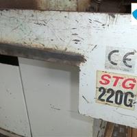 BOMAR STG 220 G použitá pásová pila na kov, bazar