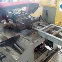 BOMAR automatická pásová pila STG 230 GANC - starší, použitá