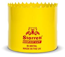 Korunkové vrtáky na kov Starrett