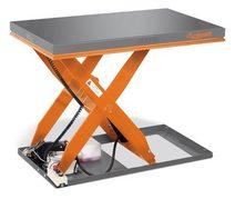 Zvedací stoly a plošiny