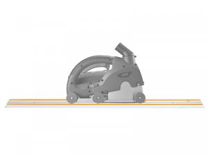 Vodící lišta pro drážkovací frézu AGP CG150