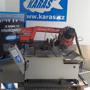 BOMAR pásová pila na kov ERGONOMIC 320.250 DGSH - použitá, bazar