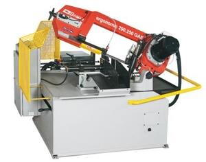 BOMAR pásová pila na kov ERGONOMIC 290.250 GAE-F 3x400 V, 20-120 m/min
