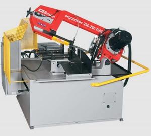 BOMAR pásová pila na kov ERGONOMIC 290.250 GAC-F 3x400 V, 20-120 m/min