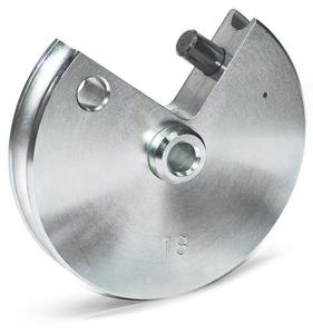 Segment Ø 16 - 4 D / radius 64 mm