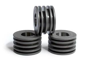 Kladky pro pásovou ocel 5/8 mm na výšku (max. 50 mm)