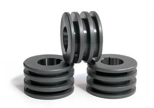 Kladky pro pásovou ocel 8/10 mm na výšku (max. 40 mm)