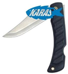 Mikov zavírací nůž s pojistkou 243 NH 1C černý