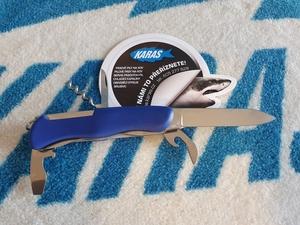Mikov kapesní nůž Praktik 115-NH-6/AK modrý