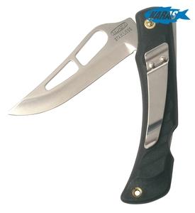 Mikov kapesní zavírací nůž sportovní - CROCODILE 243-NH-1/A S černý