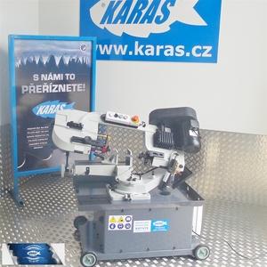 Použitá horizontální i vertikální pásová pila na kov BS s prořezem 180mm