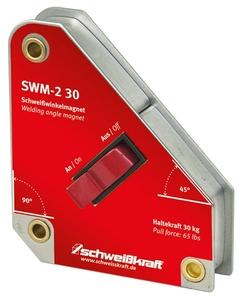 Vypínatelný svařovací úhlový magnet SWM-2 30