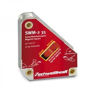 Vypínatelný svařovací úhlový magnet SWM-2 35