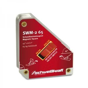 Vypínatelný svařovací úhlový magnet SWM-2 65