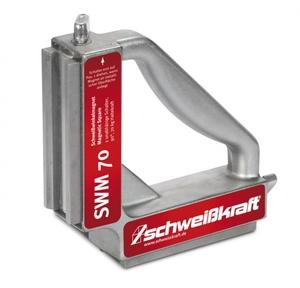 Vypínatelný svařovací úhlový magnet SWM 70