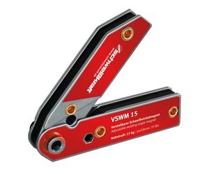 Polohovatelný svařovací úhlový magnet VSWM 15