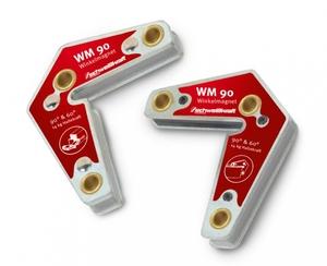 Úhlové magnety WM 90
