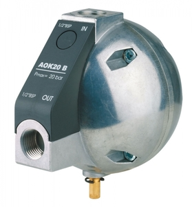 Automatický odvaděč kondenzátu AOK 20B