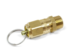 """Pojistný ventil 8,3 bar, 1/4"""", CE"""