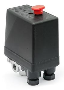 """Tlakový spínač NEMA 400 V / 12 bar (4x1/4"""")"""