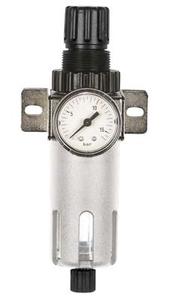 """Regulátor tlaku s filtrem FDR Ac 1/4"""", 12 bar"""