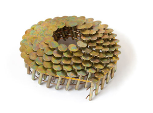 Hřebíky ve svitku, 22 mm (7 200 ks)