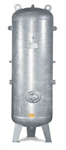 Stojící tlaková nádoba DB VZ 50/16 V