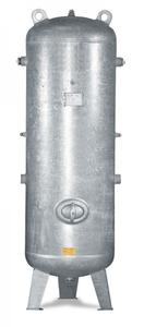 Stojící tlaková nádoba DB VZ 150/16 V