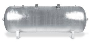 Ležící tlaková nádoba DB VZ 250/16 H
