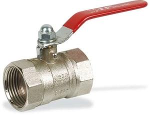 """Kulový ventil R 3/8"""" IG x 3/8"""" IG"""