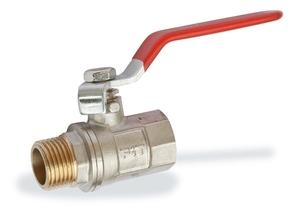 "Kulový ventil R 3/8"" IG x 3/8"" AG"