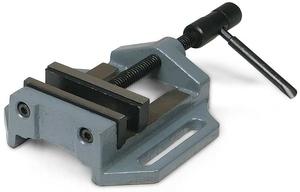 Lehký strojní svěrák MSO 125 s prizmou