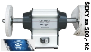 Leštička OPTIpolish GU 20 P (230V) - ŠEKY za 500,- Kč ZDARMA!