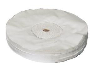 Leštící kotouč měkký , Ø 200 × 20 mm / Ø 16 mm