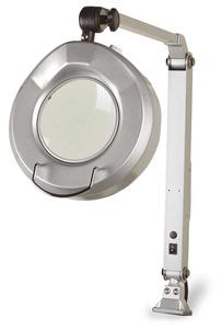 Zářivková lampa ALM 3 s lupou