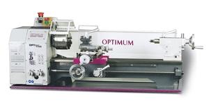 Stolní soustruh OPTIturn TU 2506 (400 V)