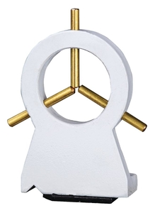 Pevná luneta pro soustruh TU 1503 V