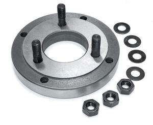Příruba pro sklíčidlo 125 mm pro TU 2404/2406 (4 otvory)