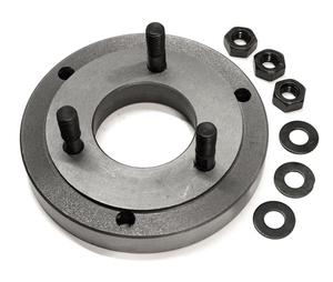 Příruba pro 3-čelisťové sklíčidlo Ø 160 mm (TU 2807)