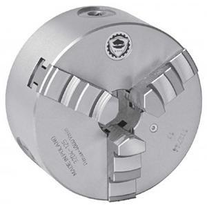Tříčelisťové sklíčidlo litinové, Ø 125 mm BISON