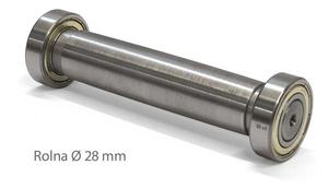 Výměnný váleček ø 76 mm pro KRBS 101