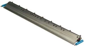 Vysoká segmentová horní lišta  s nosem 1050 HSG