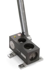 Ruční vystřihovačka trubek MRA 3