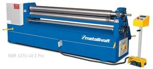 Elektrická zakružovačka plechu RBM 1270-40 E PRO