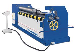 Elektrická zakružovačka plechu RBM 1550-60 E PRO