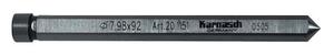 Středící kolík Karnasch 7,98 × 90 mm