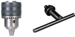 Sklíčidlo 1,5 – 13 mm a klíč